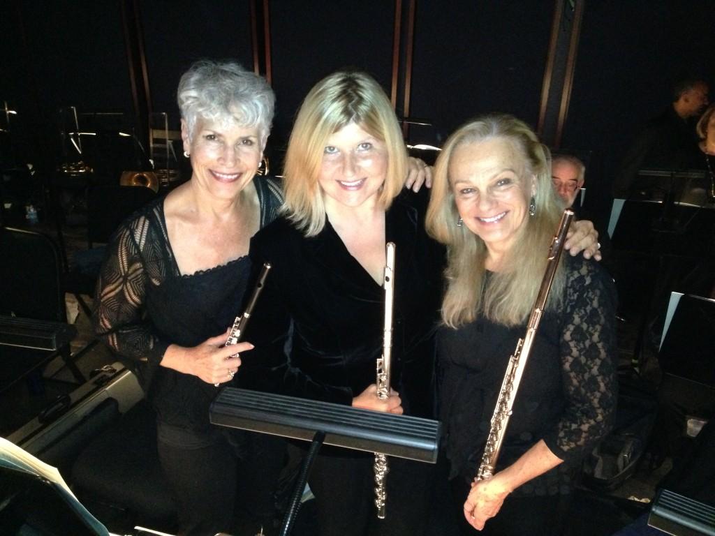 Opera flutes